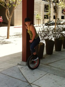 Unicycle!